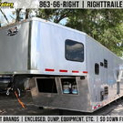 @ COST SALE - Vintage 50' Living Quarters Trailer - Full