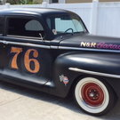 1948 Plymouth Hot Rod