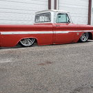 1964 chevy c10 big window