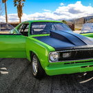 1971 Plymouth Duster Race Car