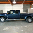 2013 Ford F-550 4-Wheel Drive Pick-Up