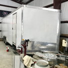 RANCE ALUMINUM V NOSE TRAILER