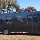 New 2021 34' Cont. Cargo Car Trailer w/Bath PKG