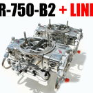 UICK FUEL HR-750-B2 BLOWER SUPERCHARGER CARBS GAS WITH FUEL