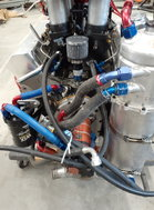 Sprint Car Engine for Sale, Fresh, No Races