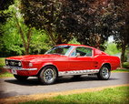 1967 Ford Mustang  for sale $60,000