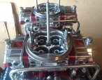 (2) QFI 1050 Blower Carbs  for sale $1,500
