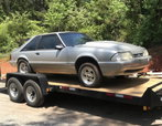 Mustang Fox Body Roller  for sale $4,500