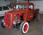 1935 FORD PICK UP HOT ROD