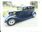 1933 ford vicky  for sale $39,500