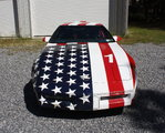 Custom 1989 Corvette Race Car