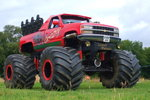 Monster Truck WANTED !