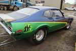 1970 Maverick roller tube chassis