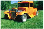 1931 Ford Model A Pick-Up