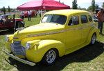 1940 Chevrolet 4 Door Sedan Street Rod