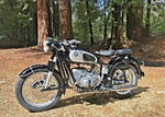 RARE 1955 BMW R50 Numbers Matching