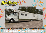 Motorcoach and Stacker Trailer Bundle