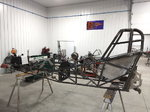 """125"""" Funny Car - Altered Chassis"""