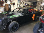 Outlaw stock car