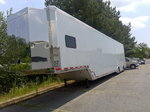 2001 Ultra Comp Liftgate racing trailer