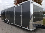 2020 8.5 x 28 car hauler / race trailer