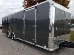 2020 8.5 x 28 car hauler / race trailer