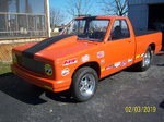 1983 S-10 Drag or Pro Street Truck