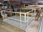 Observation deck/spotters deck