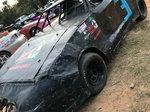 Race ready mustang