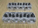 BBF Aluminum Cylinder Heads CNC