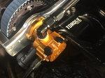Waterman ultralit mechanical fuel pump