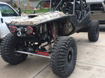 LOWERED PRICE - 4 seat rock buggy -