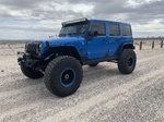 2014 Jeep Wrangler Rock Climber