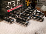 Jesel .937 Keyway Roller Lifters Centered LFT 43451C, Q:16