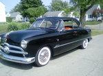 "1951 Ford Victoria 302 A.C. 9"""