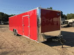 2019 United 28' Enclosed Race Car Hauler