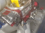 Small Block Chevy 406 CU IN