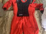 Alpinestars Knoxville fire suit