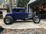 Model a highboy wtt gasser traditional custom