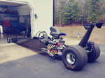 2019 240in Race Tech Top Dragster