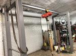 Dayton electric 1/2 ton chain hoist 120v model #9K601E