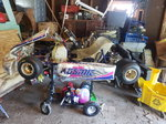 2014 Kosmic Adult TaG Kart