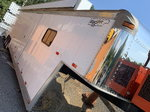 48ft all aluminum motor sport trailer