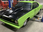 70 tube chassis Plymouth Duster