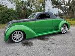 1937 Ford Coupe Phantom