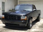 1994 Dakota Turbo 9 sec