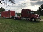 2004 Freightliner Motorhome & 2005 Car Mate trailer&