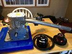 7.90 Nic Woods long rod junior dragster motor