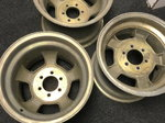 Halibrand 12 X 16 BRAND NEW wheels - 6 lug