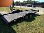 20 ft open trailer